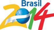 2014 FIFA World Cup bid logo