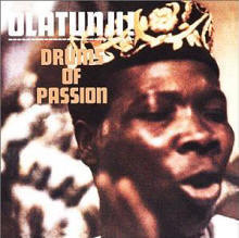 "Featured recording ""Drums of Passion"""