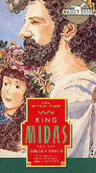 Rabbit Ears - King Midas and the Golden Touch VHS: Standard Edition