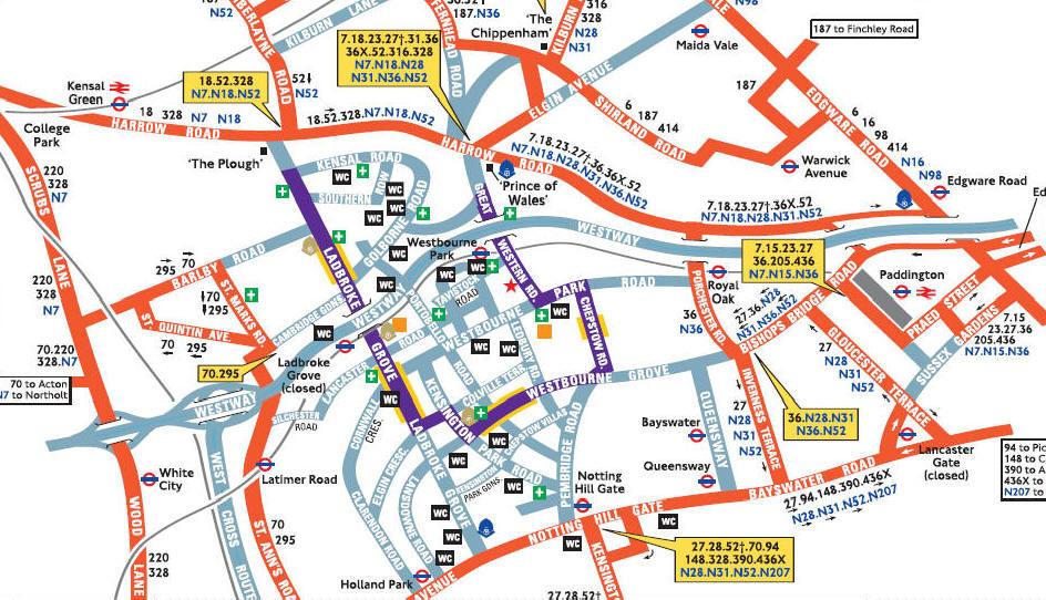 Info News for London