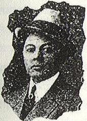 Bill Johnson in 1909