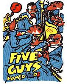 Five Guys Come Home